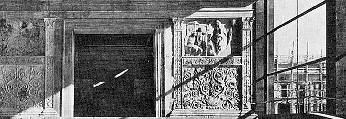 L'invenzione del passato e la memoria dell'antico nell'architettura italiana (XIX-XXI sec.) | Roma | 15.9.2010