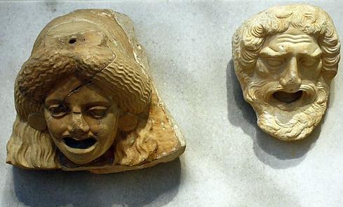 Theatre culture in Magna Grecia | Iuav |