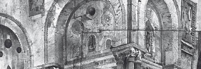 Le pietre di Venezia: spolia in se, spolia in re | Iuav | 17-18.10.2013