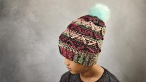Crochet Trelyss Slouch Beanie Pattern & Video Tutorial