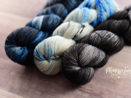 Zen Garden Yarn Review