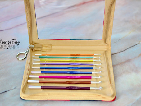 Knitter's Pride, Zing Crochet Hook Set Review