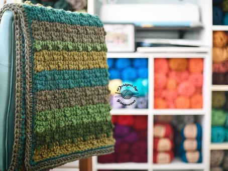Little Bobbles Blanket Pattern & Tutorial