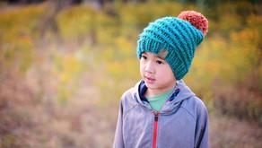 Knit Eddy Slouch Beanie Pattern Release