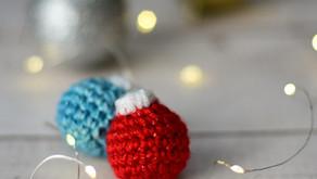 Crochet Mini Ornament Pattern