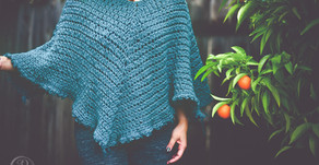 Crochet Marlo Cape Pattern