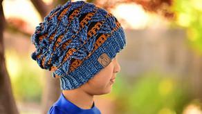 Crochet Willow Slouch Beanie Free Pattern