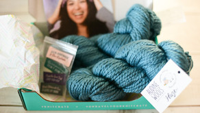 Knit Crate Unboxing & Giveaway!