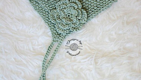 Knit Baby Bonnet Pattern