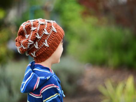 Crochet Birds of Feathers Slouch Pattern Release