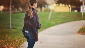 Knit Mystic Wrap Cardigan Pattern Release