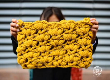 Crochet Briggs Shell Cowl Pattern & Yarn Review