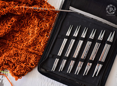 Knitter's Pride Cubics Plantina Needles - Review