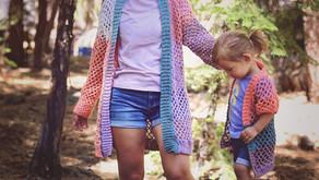 Crochet Laci Cardi Pattern Release + Video Tutorial