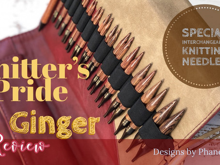 Knitter's Pride, Ginger Knitting Needles Review