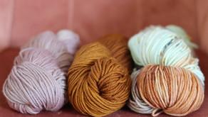 Yarn Review - Crochet Leo Infinity Scarf Pattern Release