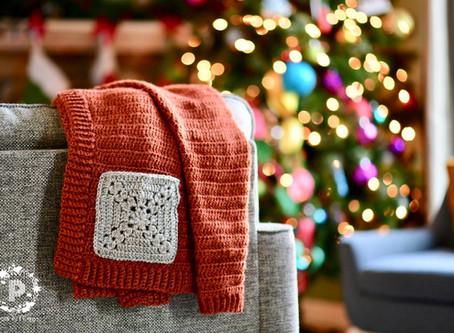Crochet Granny Square #1 Pattern & Tutorial