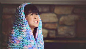 Knit a Blanket with One Cake!