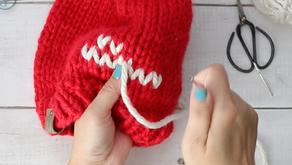 Knit Duplicate Stitch Tutorial