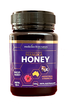 Manuka Honey PNG.png