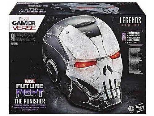 Casco Electrónico Marvel Leyendas Iron Man