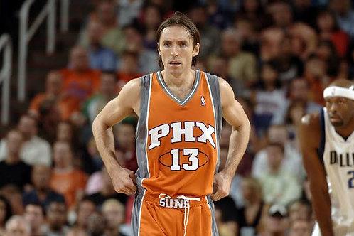 Jersey Autografiado Steve Nash NBA Suns Phoneix