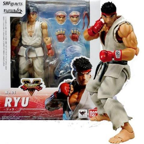 Ryu Street Figther V