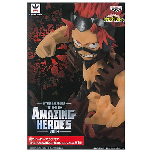 My Hero Academia The Amazing Heroes Vol. 2 Eljiro Kirisina
