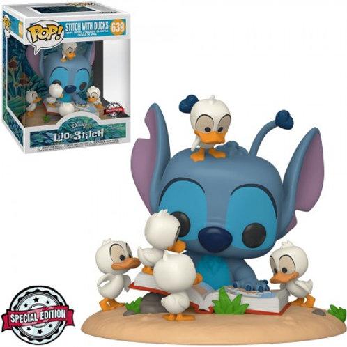 Stitch with Ducks Funko Pop Exclusivo