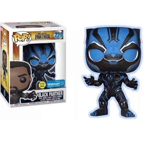 Black Panther  Exclusive Walmart