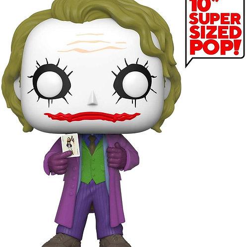 """Joker 10""""Funko Pop! GIGANTE The Dark Knight"""