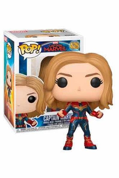 Captain Marvel 425