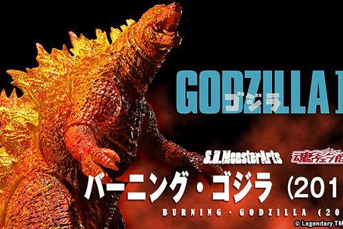 Godzilla:  S.H. MonsterArts BURNING GODZILLA (2019)
