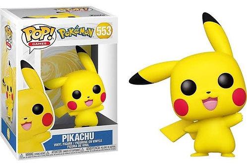 Pikachu 553