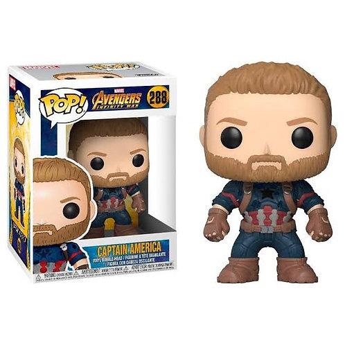 Captain América 288
