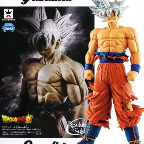 Goku Ultra Instinto Grandista