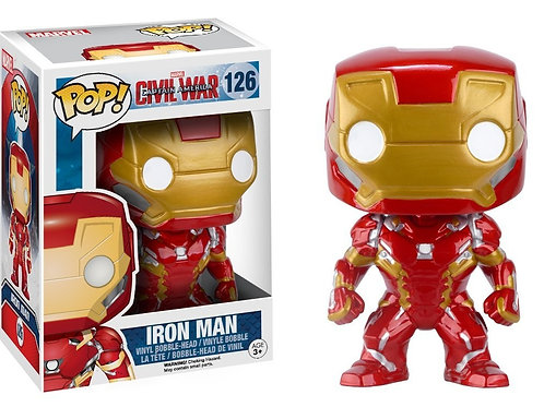 Iron Man Civil War 126