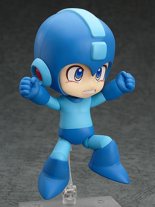 Rock Man Nendoroid Series 556