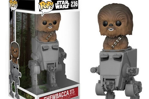 Chewbacca At-St