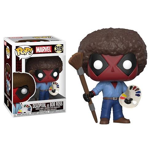Deadpool As Bob Ross 319