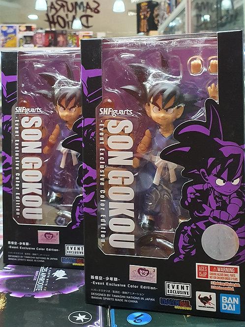 Goku Kid Event Exclusive s.h. figuarts