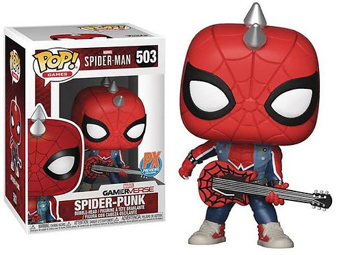 Spider-punk 503