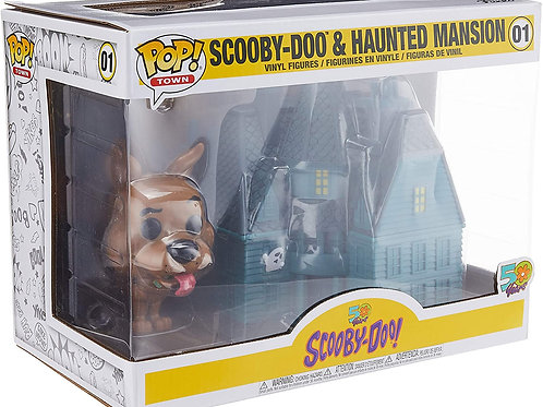 Scooby Doo-Haunted Mansion
