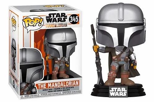 Mandalorian 345 Funko Pop
