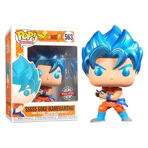 SSGSS Goku (kamehameha) 563