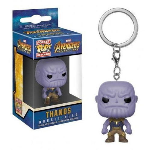 Llavero Thanos Funko Pop