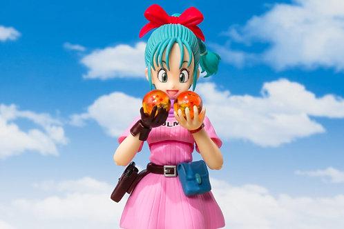 Bulma Dragon Ball S.h. Figuarts