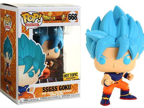 SSGSS Goku 668