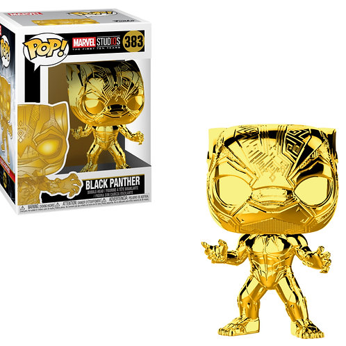 Black Panther Gold 10th 383
