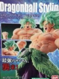 Broly Dragon Ball Styling